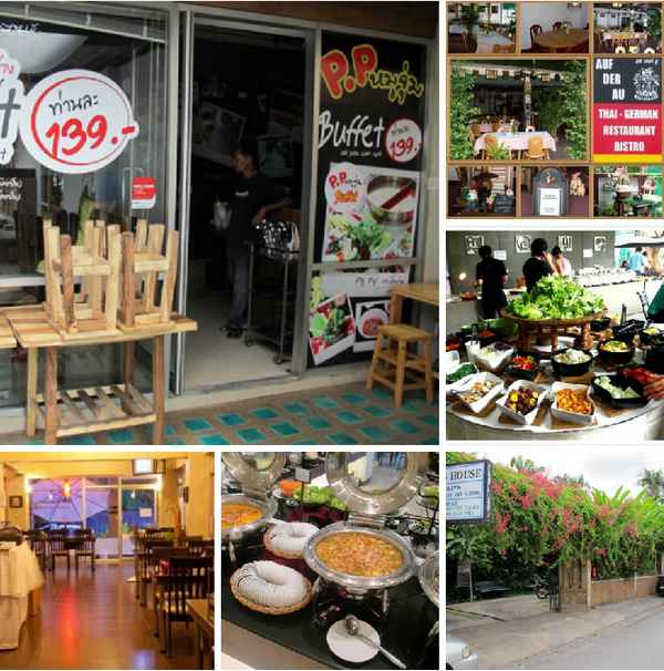 Best Cheapest Buffets In Chiang Mai
