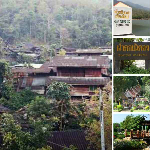Best Natural Places Around Chiang Mai