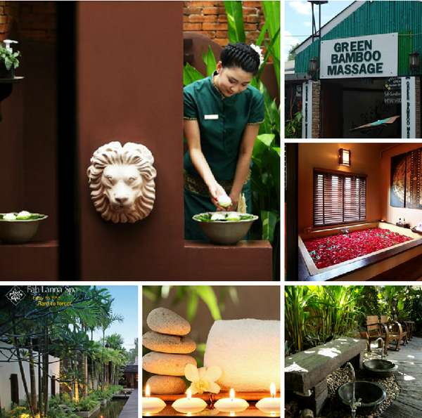 Best Spas In Chiang Mai