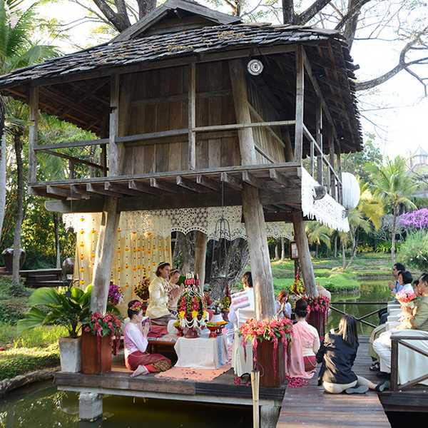 Getting Married in Chiang Mai
