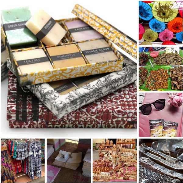 Top 10 Best Gifts Chiang Mai